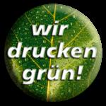 Wir drücken grün! (pr-kreativ.ch)