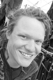 Portrait von Marc Engler, pr krativ gmbh