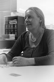 Portrait von Dagmar Rutschmann, Administration, pr kreativ GmbH